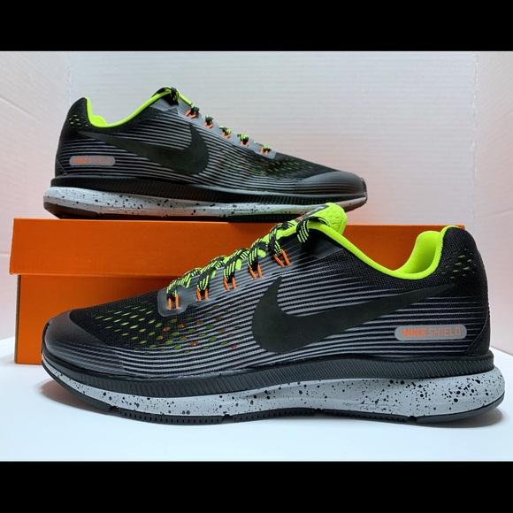 0fc70b6b80c7 Nike Zoom Pegasus 34 Shield. M 5c840b61aa877028d1704554